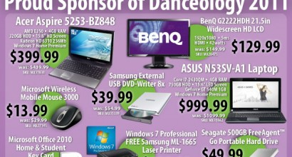 Computer Product Specials Flyer