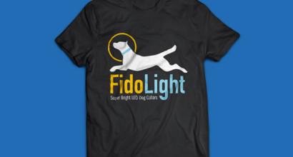 Fidolight T-shirt Mockup