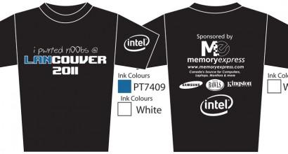 Custom Lancouver Shirt for LAN