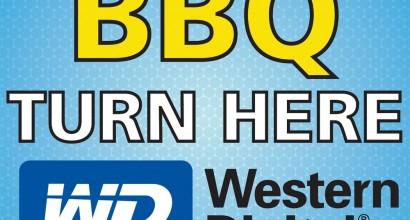 Western Digital Outdoor Signage